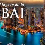 6 things to do when visiting Dubai