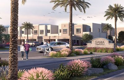Services that you can enjoy as a resident of SAMA townhouses